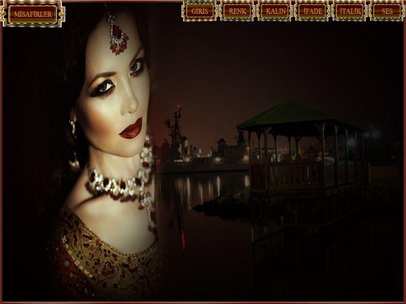 Sarayli Guzel Bayan Hanimaga Flatcast Radyo Temalar Halloween Face Makeup Halloween Face Face Makeup