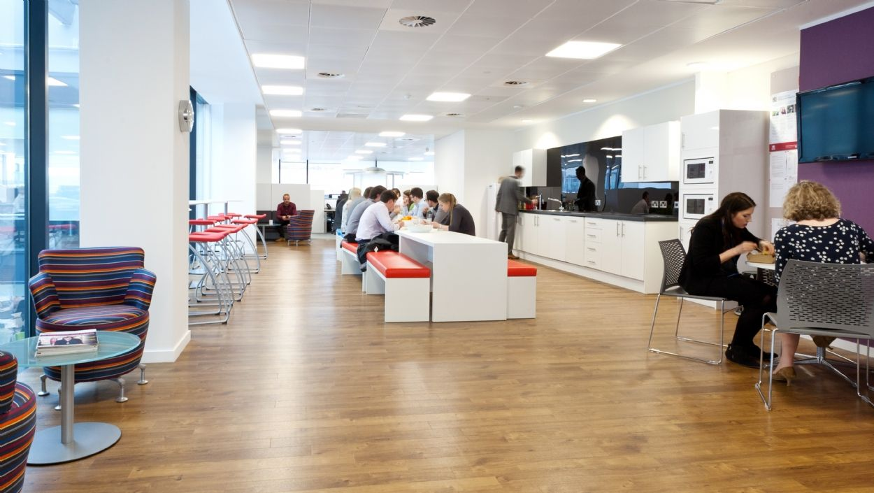 Interaction Case Study BDO Office Expansion and
