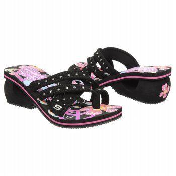 0e62ba995698d ... sandals from Skechers. sketcher high heels