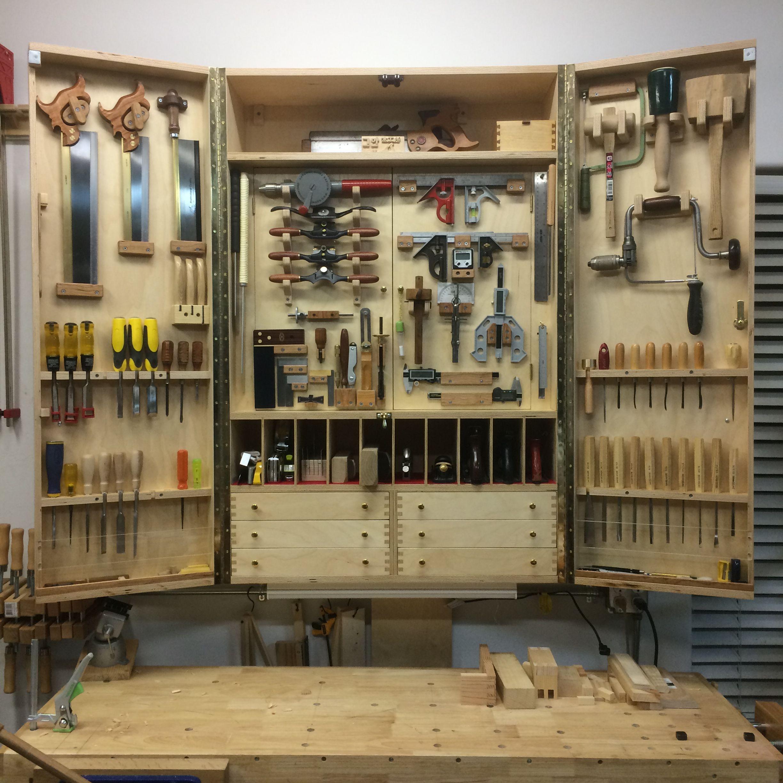 Hand Tool Cabinet Tool Storage 목공소 공구 창고 및 수공구