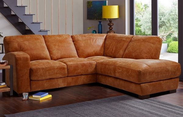 Leather Corner Sofas In A Range Of Great Styles | DFS ...