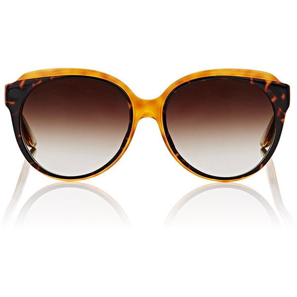 acb35d05ef Barton Perreira Women s Marvalette Sunglasses ( 480) ❤ liked on Polyvore  featuring accessories