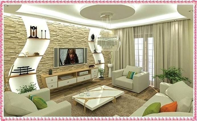 Moderne Wohnzimmer Wandfarben #wandgestaltung #beige #ideen #coole #sofa  #grüne #