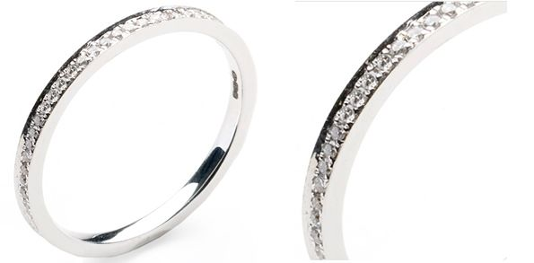 Eclipse Diamond Eternity Ring by Annoushka. Annoushka.com  d4bb85a0494