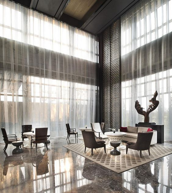 Keraton At The Plaza Keraton Lounge At Lobby By Luxury Collection