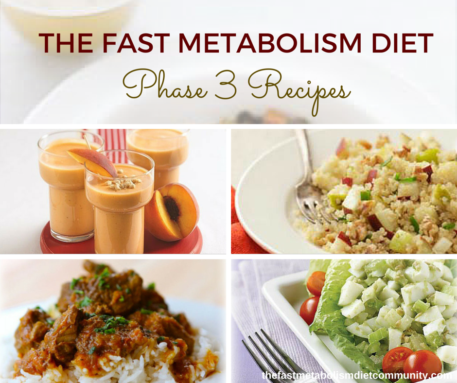 fast metabolism diet phase 3 chili recipes