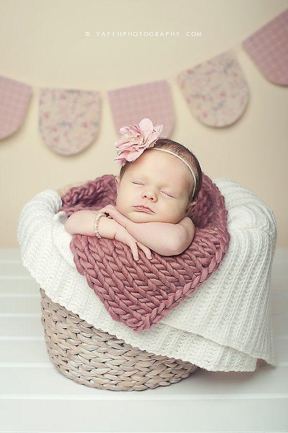 newborn baby blanket soft blanket alpaca blanket rose wood brown photo prop photography. Black Bedroom Furniture Sets. Home Design Ideas