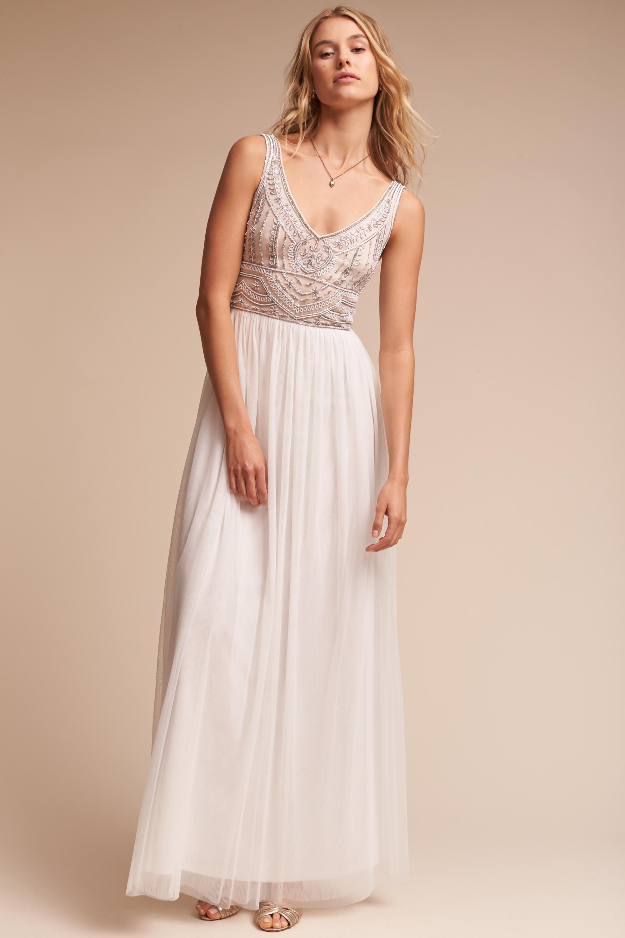 Sterling Dress from @BHLDN | Bridal Gowns | Pinterest