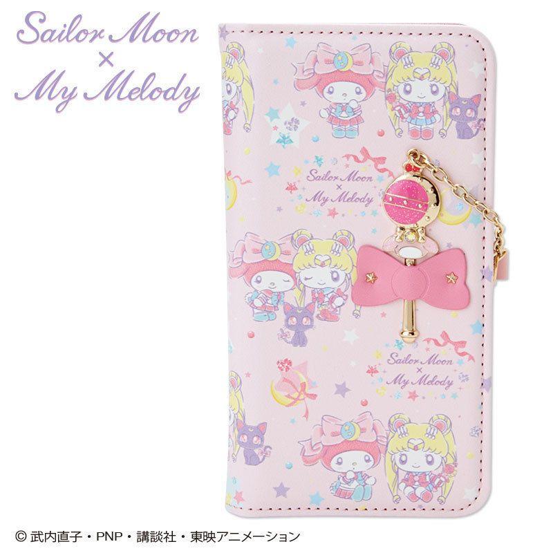 Sanrio My Melody Sailor Moon Notepad