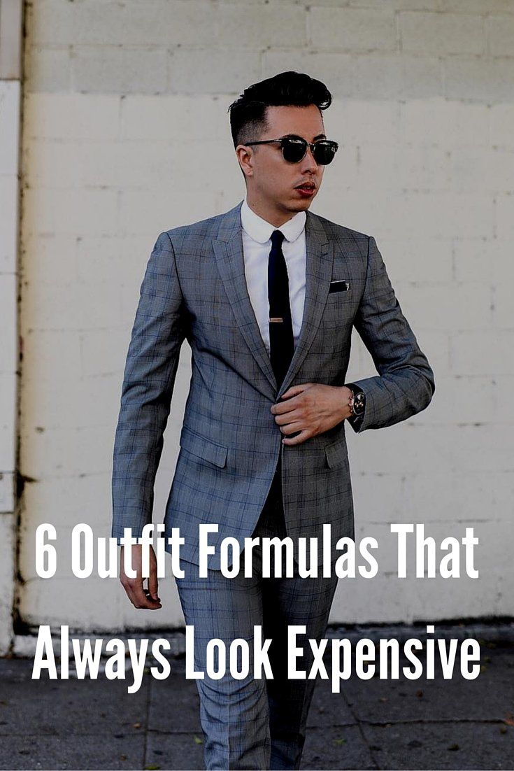 6 Outfit Formulas That Always Look Expensive