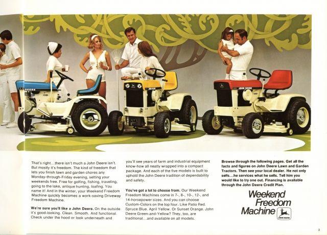 Marvelous John Deere Patio Tractor   Google Search