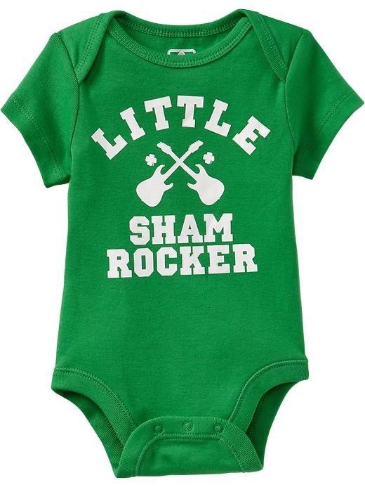 Shamrock Sweetie OnesieToddler Shirt