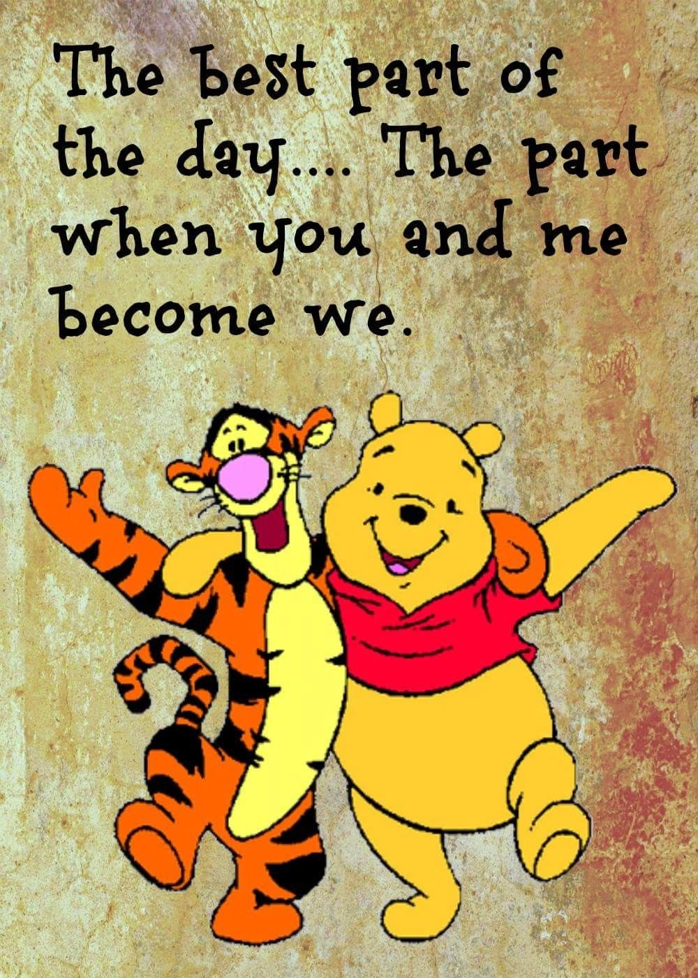 Disney Quote About Friendship Pintom Tom On Pooh Love  Pinterest  Pooh Bear Eeyore And Wisdom