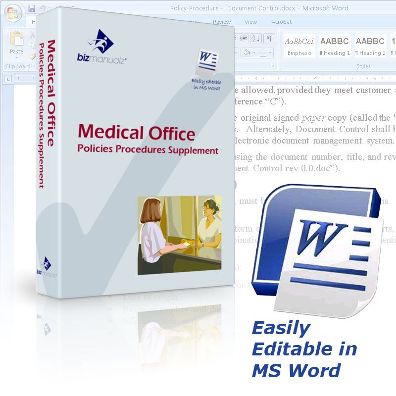 Medical office policies and procedures manual medical medical office policies procedures altavistaventures Image collections