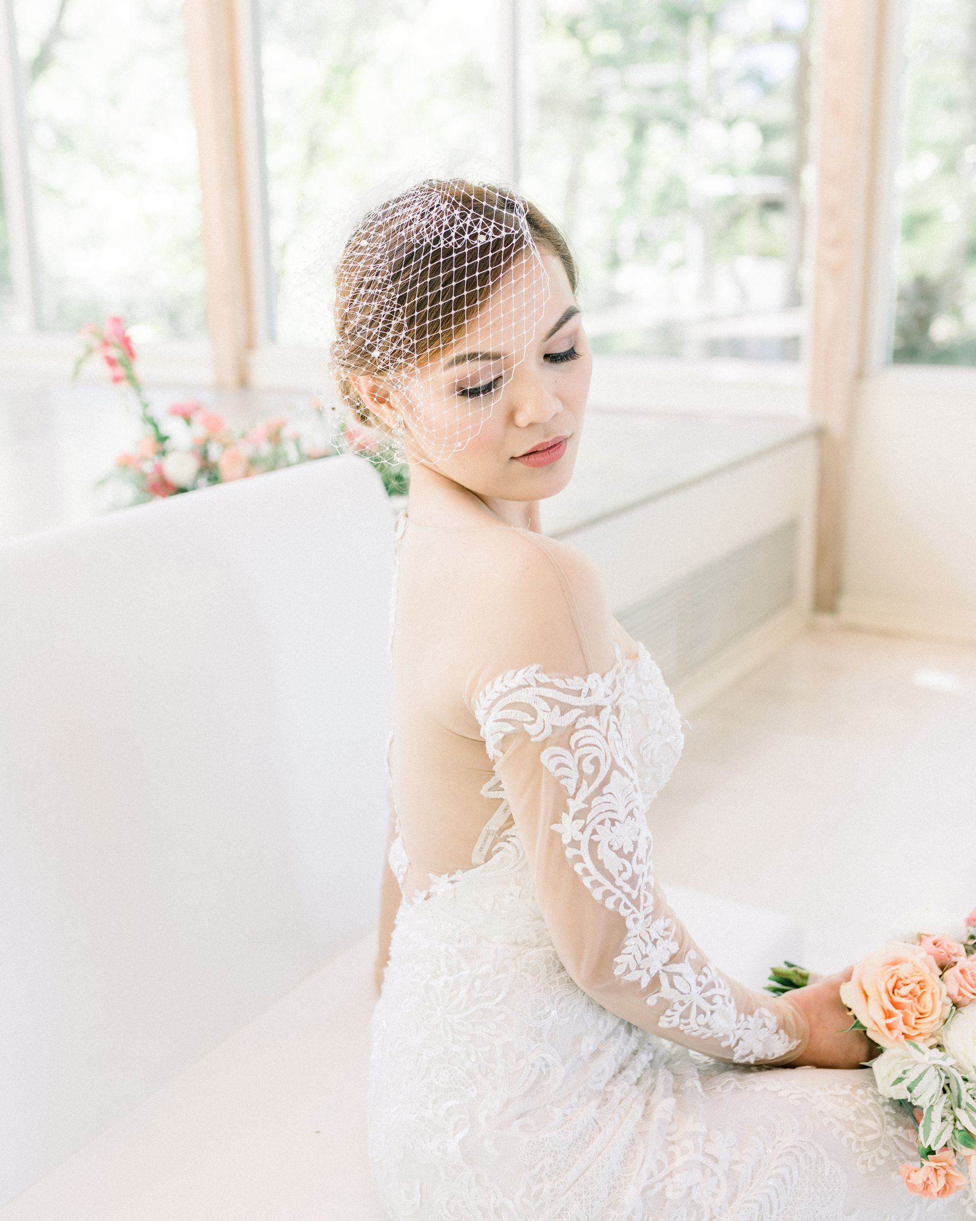 Bridal Hair and Makeup Inspiration Oklahoma Wedding