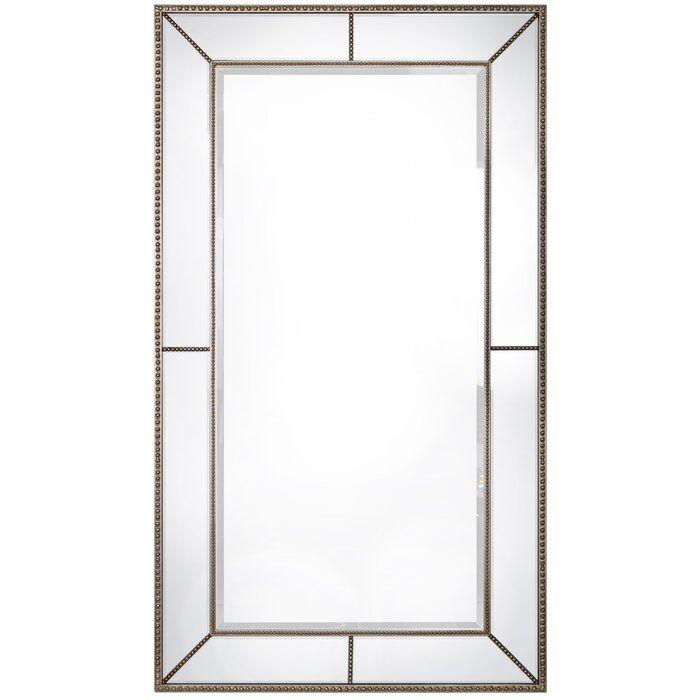 Roxburghe Glam Beveled Full Length Mirror Mirror Mirror Wall Full Length Mirror