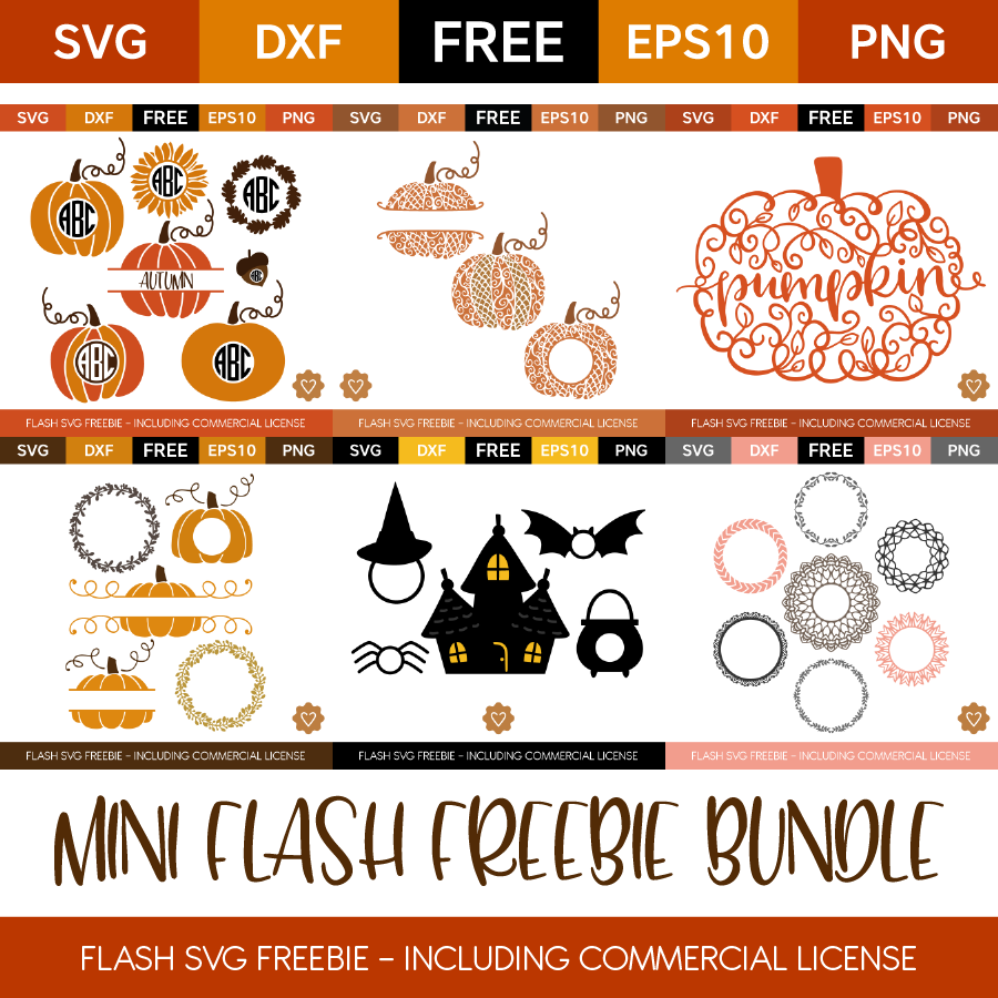 Flash Freebie Free Commercial License Halloween fonts