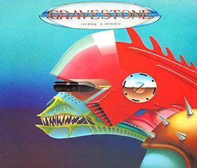 "GRAVESTONE CREATING A MONSTER 12"" LP VINYL"