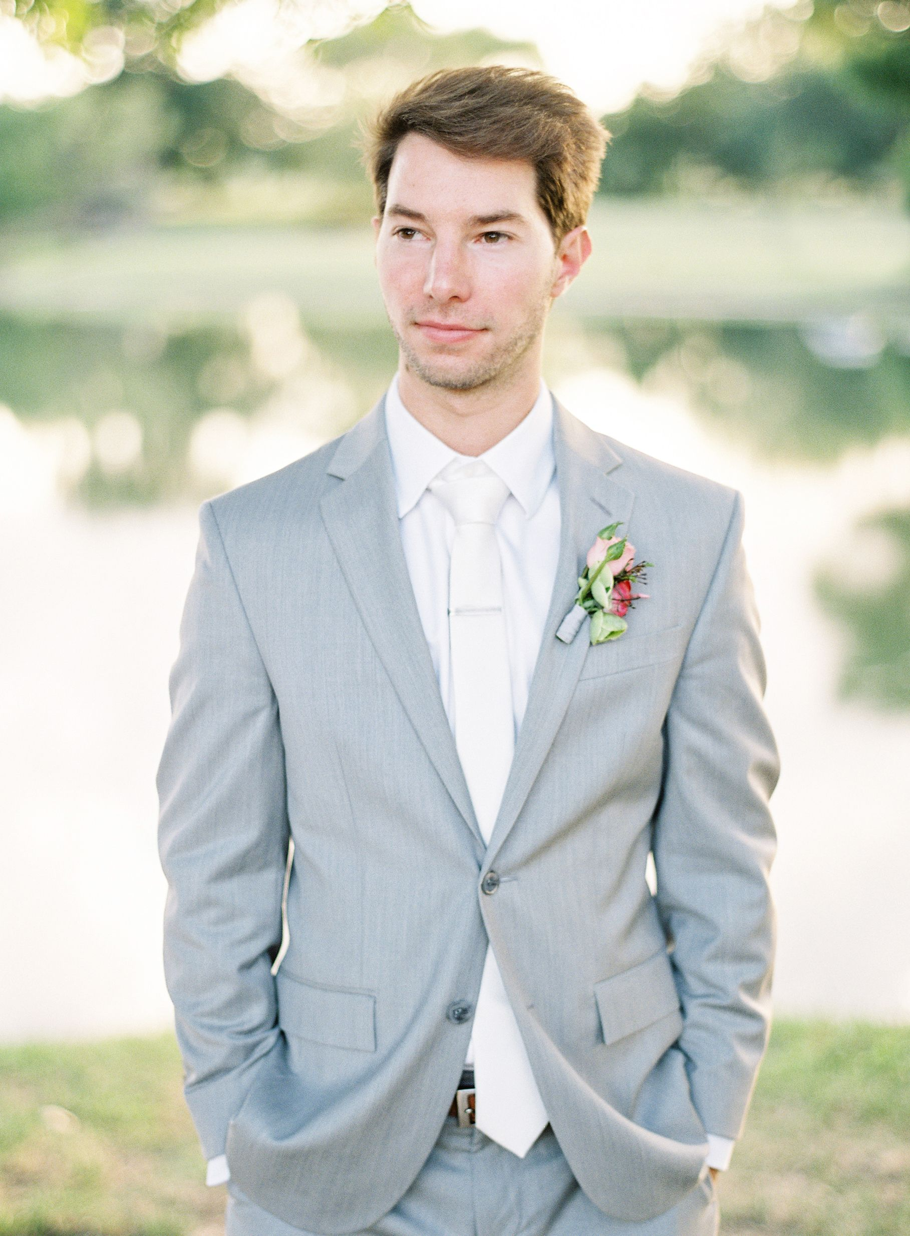 Cheerful Summertime Wedding Layered with Every Shade of Pink | Dude ...