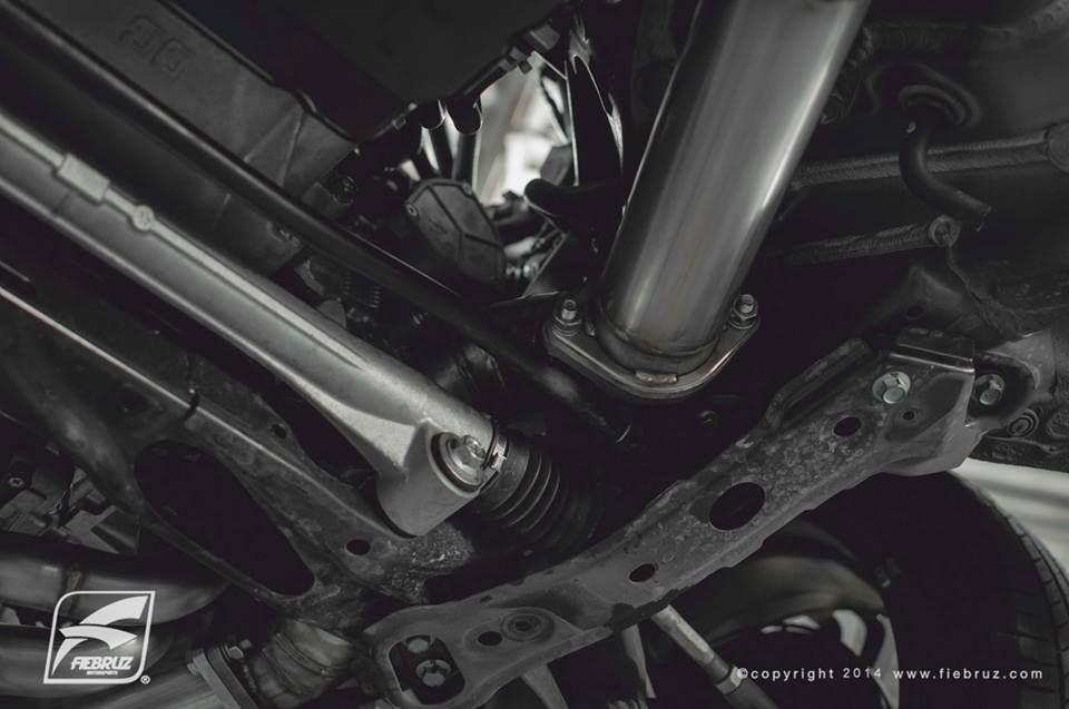Fiebruz Corp Race Header Installed   #fiebruz #frs #scion #exhaust #race #puertorico — at Fiebruz Corp.