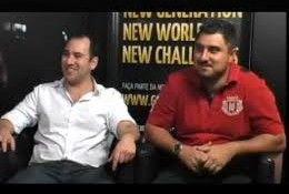 André Hanna e André Antunes da Scalper Trader participam do programa da TV UOL - Go Blue. Tema: Profissão Trader (Parte 1) http://www.scalpertrader.com.br/entrevista-profissao-trader/