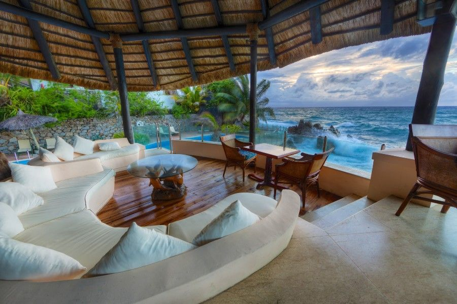 Sunset Beach Hotel Seychelles
