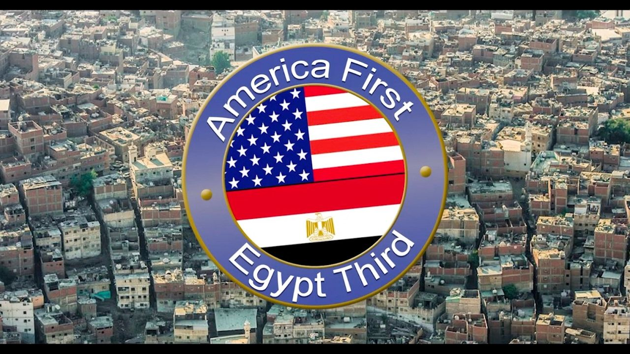 America First Egypt Second Official Egypt America Sport