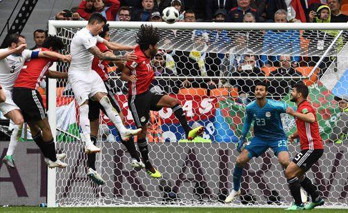 Arabia Saudí  Egipto el último partido de Salah en el Mundial