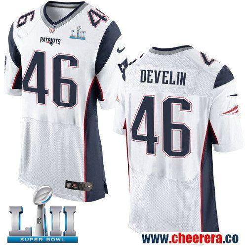 James Develin NFL Jerseys