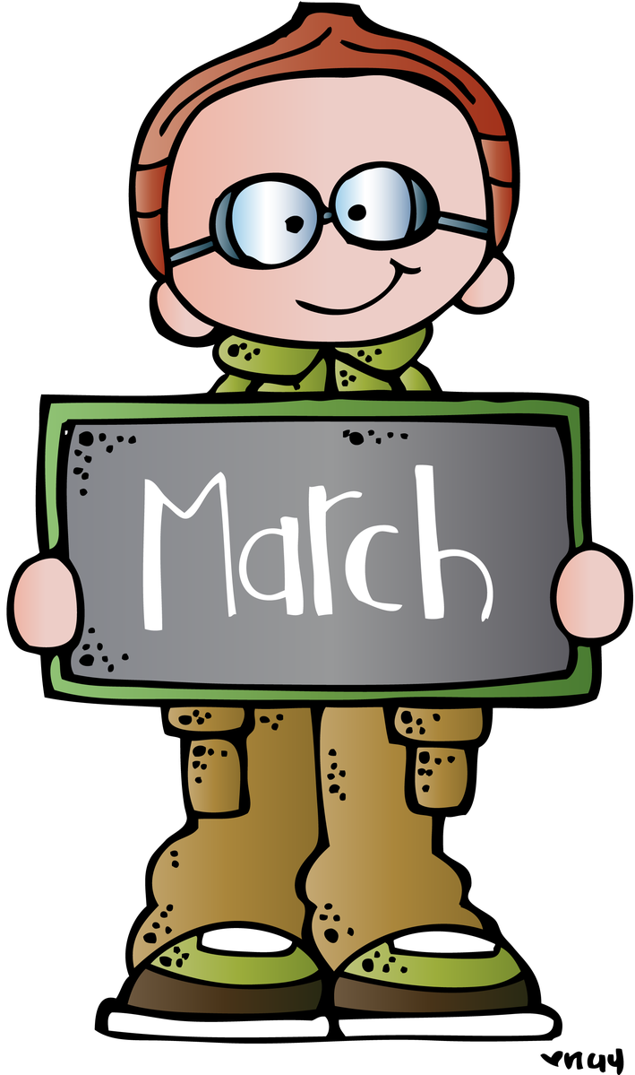 Image result for march clipart melonheadz