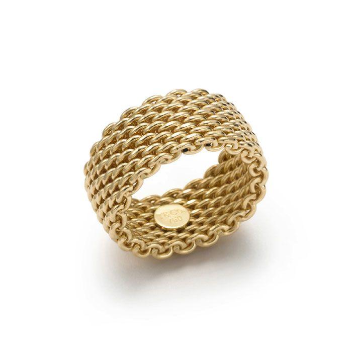 China Designer Inspired Jewelry Gold Ring China jewellery
