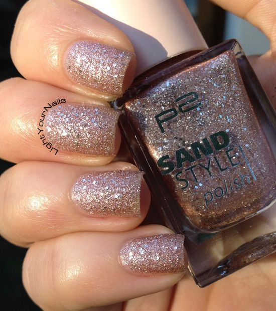 P2 Sand Style Pretty Fabulous Nails Pretty Nails My Nails