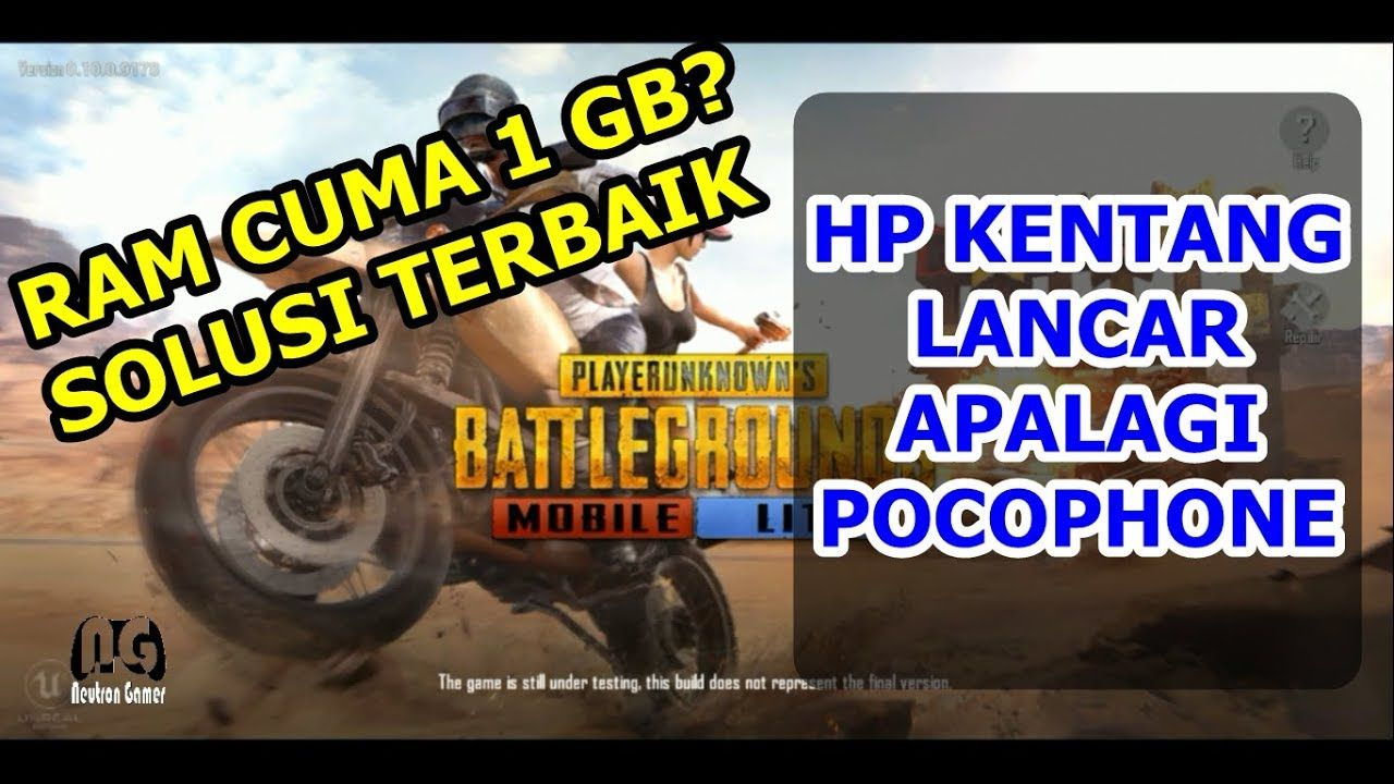 Ingin Main Pubg Mobile Di Ram 1 Gb Alias Hp Kentang Nih Ada Solusi Kere Kentang Ram