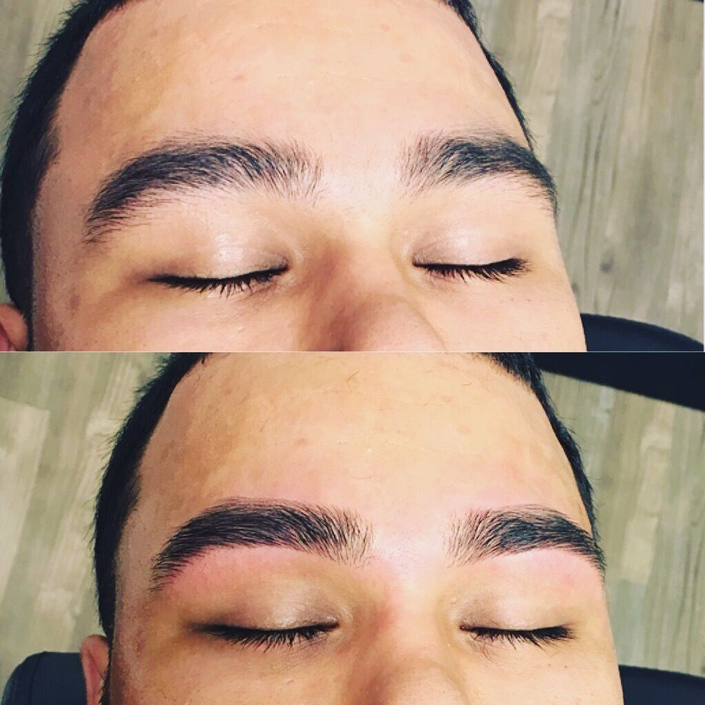 Men Like Eyebrow Threading To Be Masculine And Fulllot Of Men Also