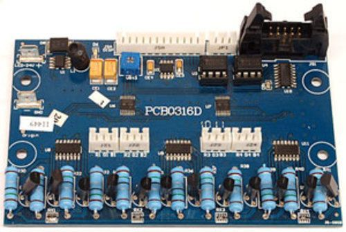 PCB0316D PCB FOR EVENT BRICK