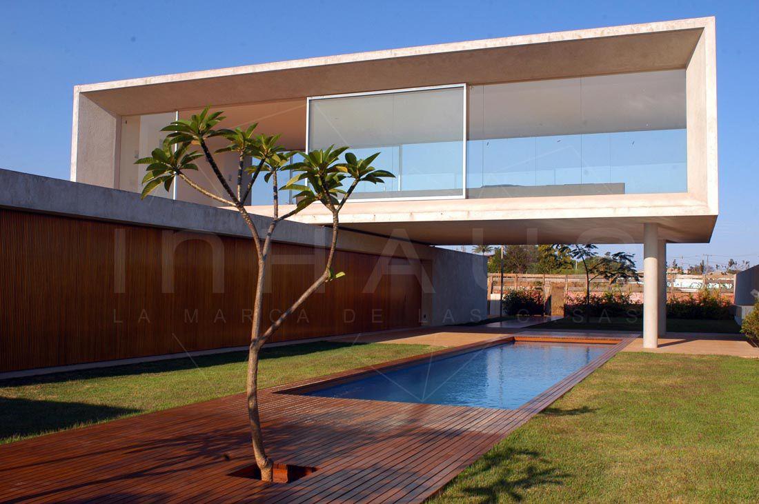 Construccion chalet dise o barcelona - Casas modulares barcelona ...