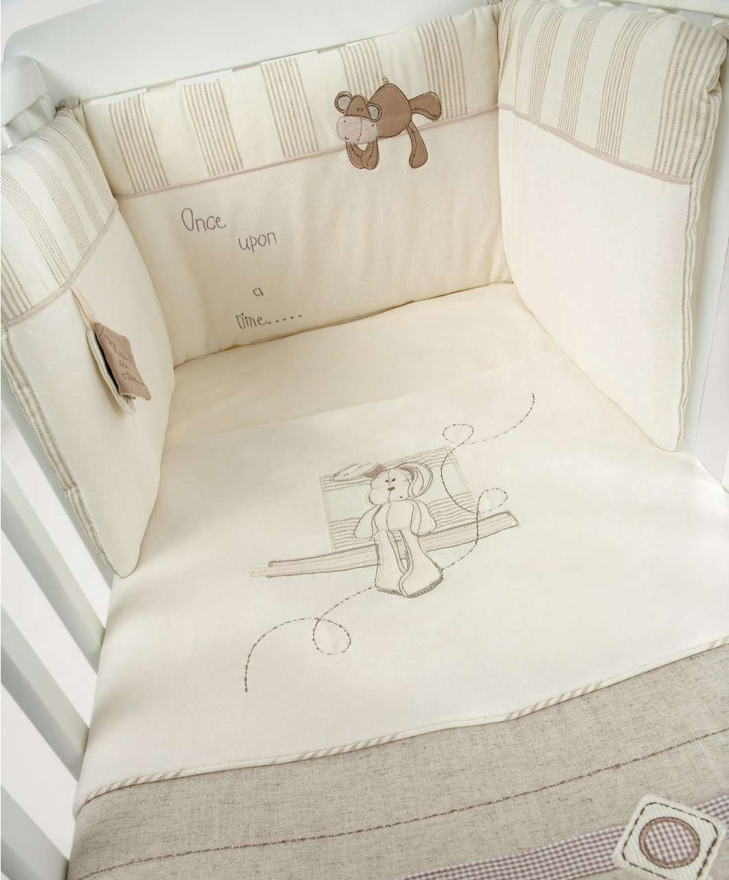 Once Upon a Time - 2 Piece Crib Set - Once Upon A Time Unisex ...