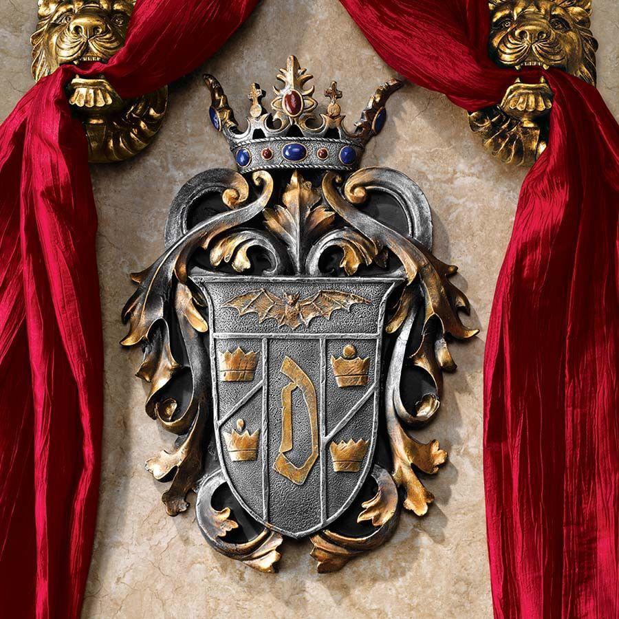 Гербы средневековья фото