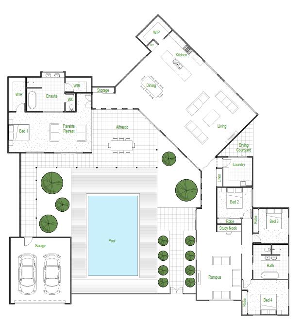 Aurora Green Homes
