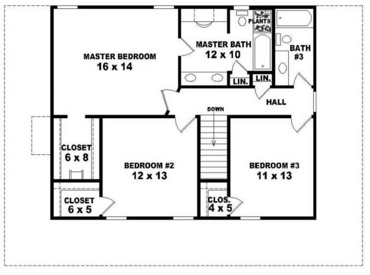 House Plan 053 00029 Narrow Lot Plan 1 792 Square Feet 3 Bedrooms 2 5 Bathrooms Country Floor Plans House Blueprints Dream House Plans