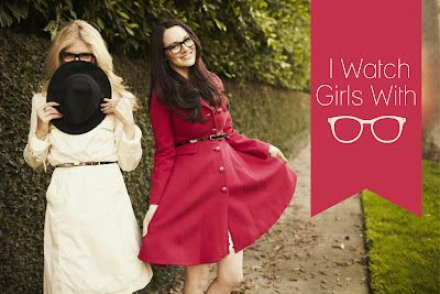 blog buttons from the girls with glasses  #thegirlswithglasses