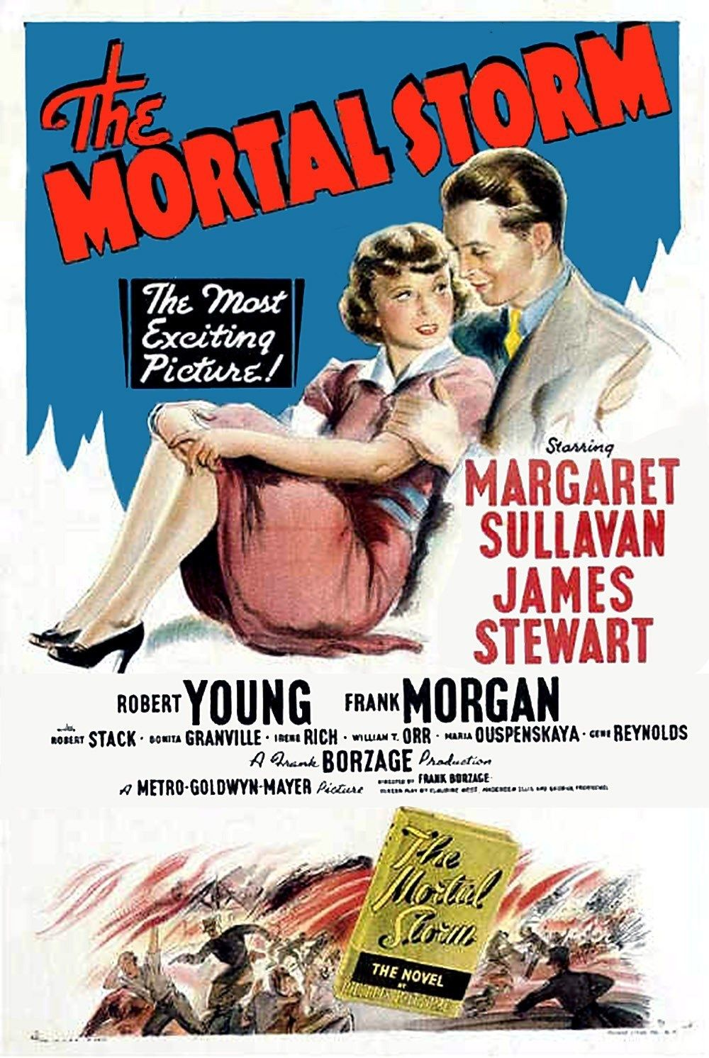 Image result for THE MORTAL STORM