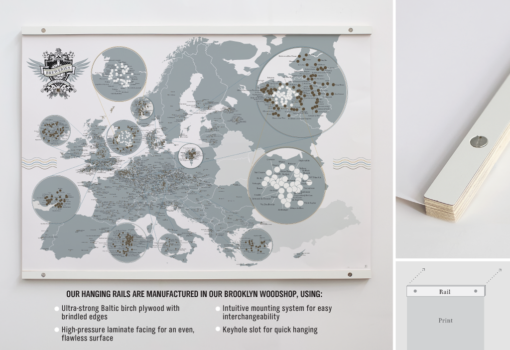 Pop Chart Lab --> Design + Data = Delight --> Breweries of Europe