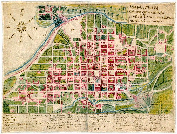 Una Preciosa Compilaci 243 N De Mapas Antiguos De M 233 Xico
