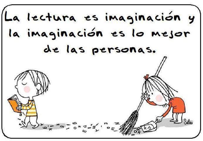¡Imaginación al poder!