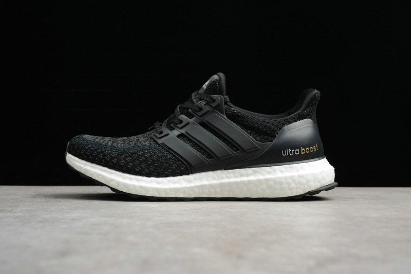 watch 87ed8 d8a05 Discount Unisex Adidas Ultra Boost 2 0 Core Black Noir White ...