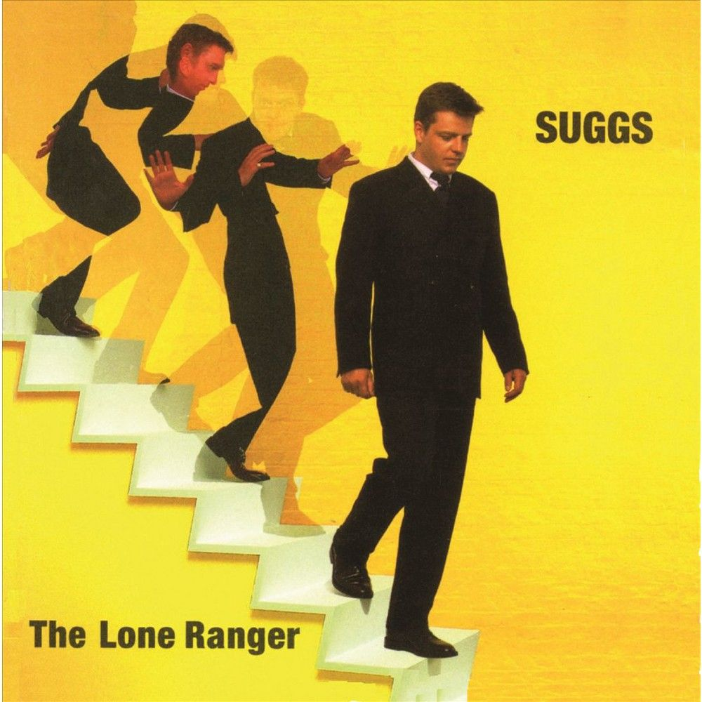 Suggs - Lone Ranger (Deluxe 2CD Edition)