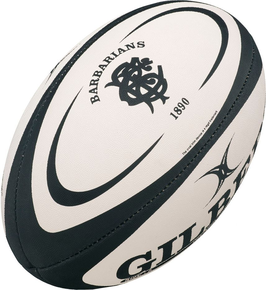 65cb98e43af36 Gilbert Barbarian International Replica Rugby Ball | Products ...