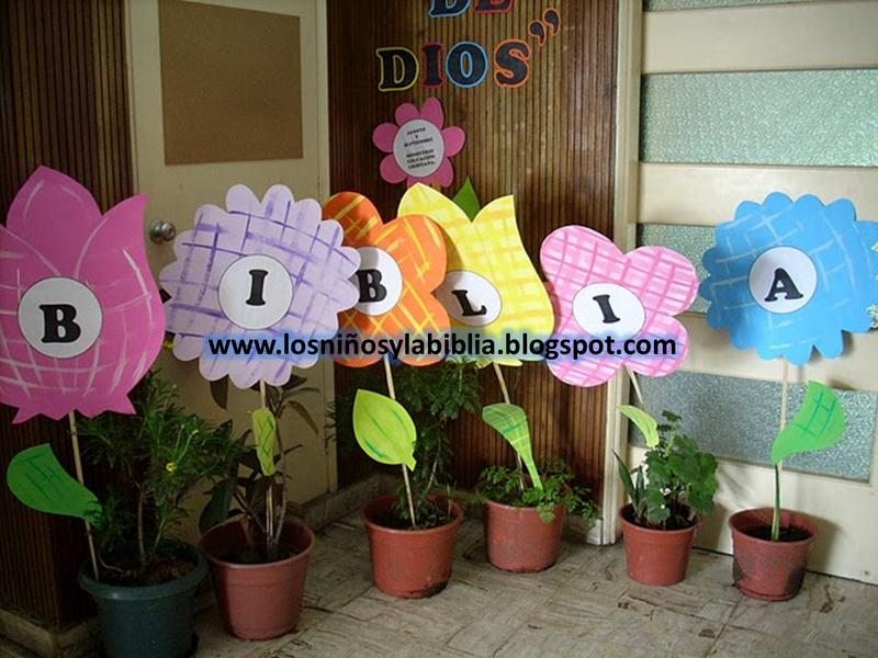 Como decorar salon de clases biblicas buscar con google for Buscar decoraciones