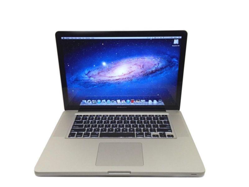 Apple Macbook Pro Core I7 2 3ghz 4gb Ram 500gb Hd 15 4 Md103ll A Apple Macbook Pro Macbook Intel Core
